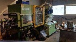 150 Ton Engle Used Injection Moulding Machine