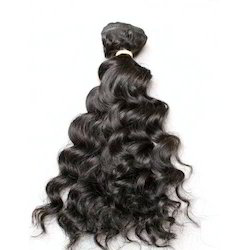 Non Remy Hair Processing