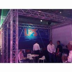 X Trade Show Display Light Weight Truss