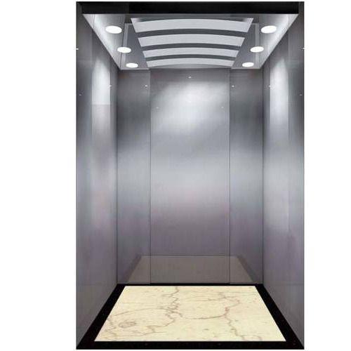 Stainless Steel Escalators : Stainless steel elevator cabins anchor elevators jaipur