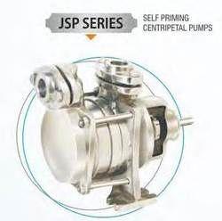 Self Priming Centripetal Pumps