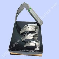 Laryngoscope Fiber Optic Handle