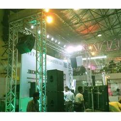 Display Booth Truss