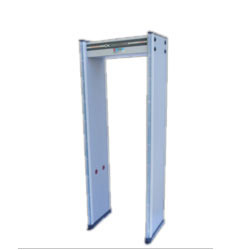 Multi Zone Metal Detectors