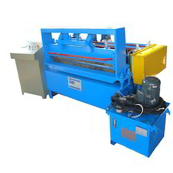 Sheet Curving Machine