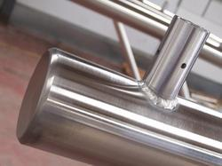 Stainless Steel Customised Fabrication