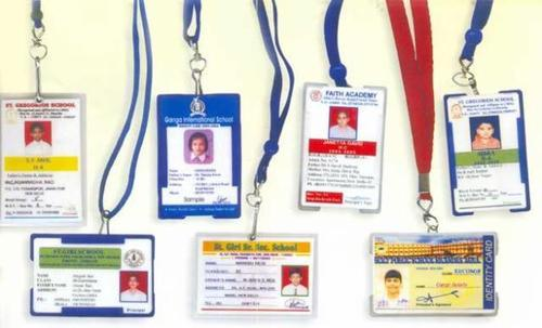 ID Cards - School Identity Cards Manufacturer from New Delhi