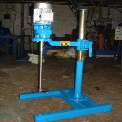 Industrial Mixers Geared Drive Liquid Mixer Manufacturer