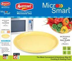 Microwave Safe Serving Plates  sc 1 st  Santoor & Plastic Household Items - Microwave Safe Serving Plates Manufacturer ...