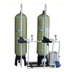 hard water softeners