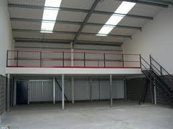 Mezzanine Floor Design mezzanine floor designing services service provider from greater noida