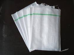 HDPE White Woven Sacks