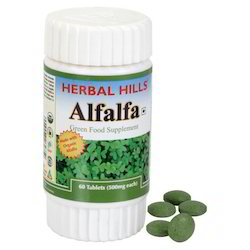 Alfalfa Tablets