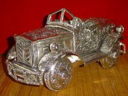 Metal Carved Car