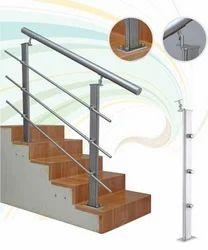 Stainless Steel Modular Balustrade