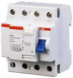 ABB Earth Leakage Circuit Breaker