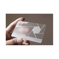 PVC Business Card