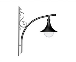 Tiffany Lighting Pole