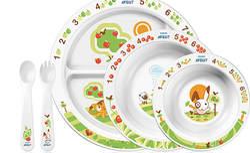 Toddler Mealtime Set
