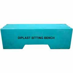 Plastic Sitting Benches