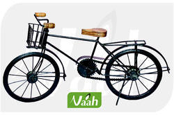 Handcrafted Iron Bicycle