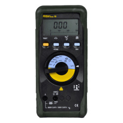Rish Insu-10 Battery Operated Insulation Testers