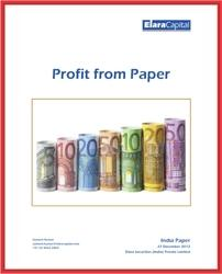 Profit From Paper
