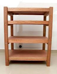 Wooden File Rack