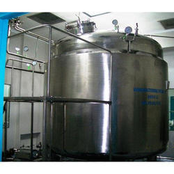 Jacketed Vessel for Chemical Industry