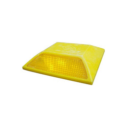 Plastic Road Studs with Reflector