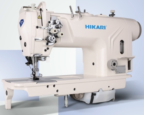 Hikari Industrial Sewing Machines Special Eyelet Button Holing Classy Needle Clamp Sewing Machine Definition