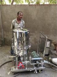 Juice Filter Press Machine