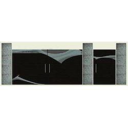 Contemporary Designer Gate