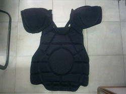 Base Ball Chest Guard with Shoulder