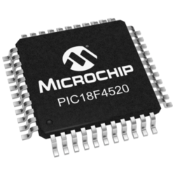 Pic18f4520-i/pt  - Pic Microcontroller