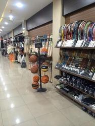 sports showroom