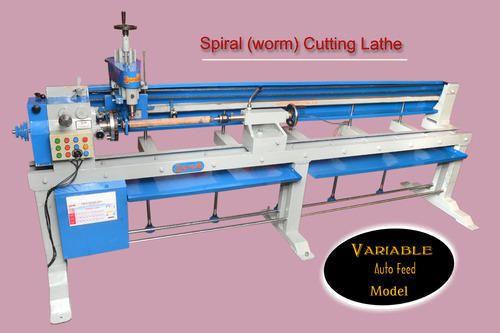 Auto Feed Worm (Spiral) Cutting Lathe