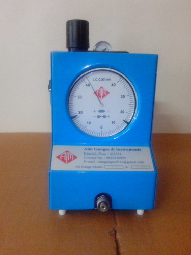 Dial Air Gauge Unit