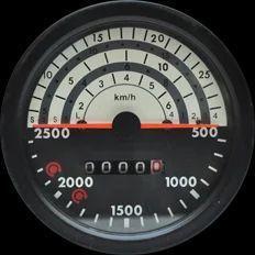 K-Type Hourmeter