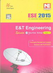 ESE 2015 E T Engineering Topicwise Objective Solved Paper II