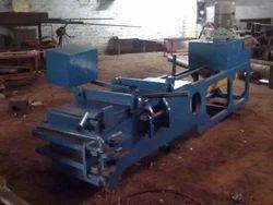 Horizontal Single Compression Scrap Baling Press