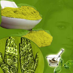 Henna Powder - Natural Mehandi Powder