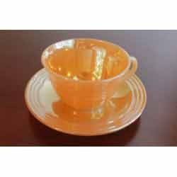 luster for cup saucer
