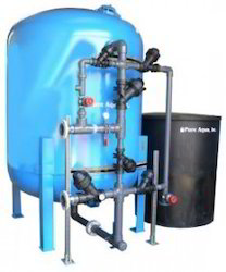 Industrial Softening Plant