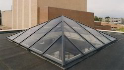 Pyramid Roofing Structures