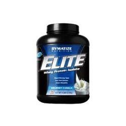 Dymatize Elite Whey, Gourmet Vanilla 5 lb