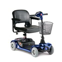 Battery Operated 4-Wheel Scooters