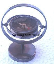 Antique Gimball Compass