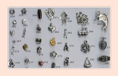 Decorative Metal Beads CODE : MBC-02