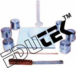 Plastic Limit Apparatus